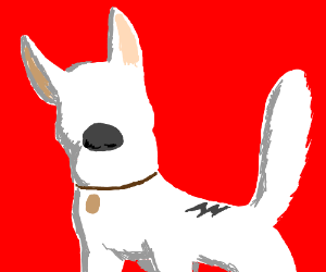 Bolt the super dog