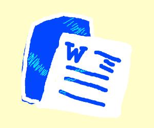 """A """"W"""" logo"""
