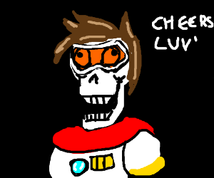 Overwatch and undertale (im so sorry)