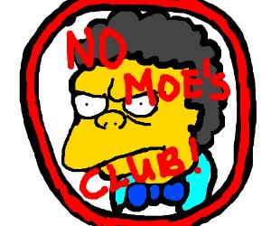The No Moe's Club