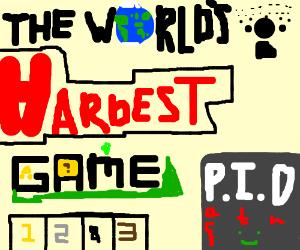 Hardest game PIO (pass it on)