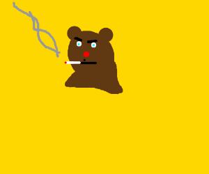 beardog smoking