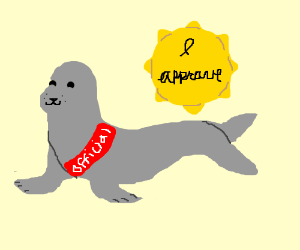 Official Seel of approval