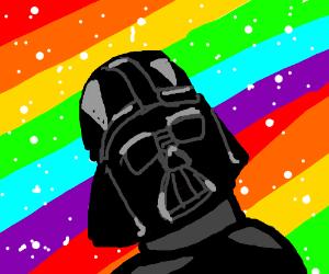 Vader is high AF (heyeyeyeyey)