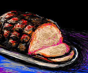 Amhart's Ham art