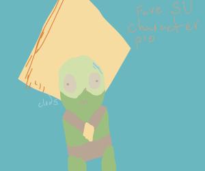 Favourite Steven Universe Character PIO
