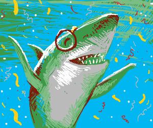 IT'S SHARK WEEK, NERDS!