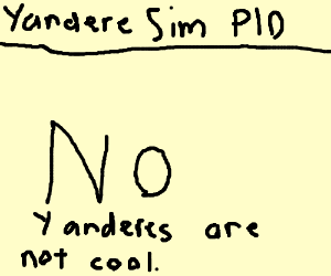 Yandere Simulator PIO