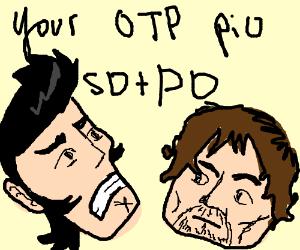 Your OTP pio