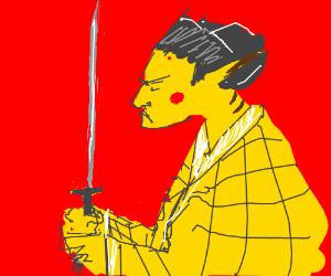 Samurai Pikachu
