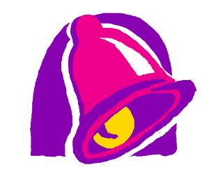 Taco Bell Logo taco bell logo (drawingpfubrun)