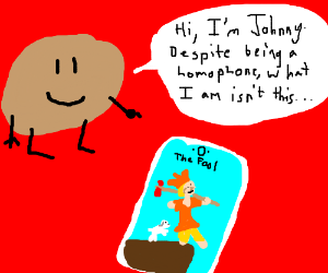 Johnny Taro