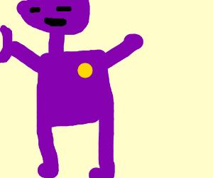 Purple guy (FNAF) - Drawception