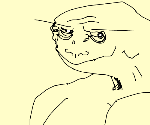 A Very happy Marshtomp (Pokemon)
