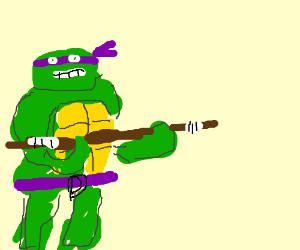 TMNT Donatello and smiley ':D'