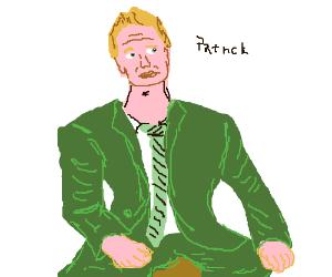 Patrick pooped his pants