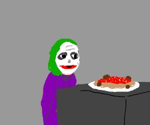 joker stealing mom's spegehhtii