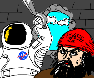 NASA and the math pirates storm a castle