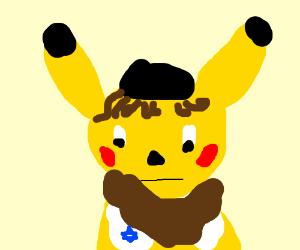 Rabbi Pikachu