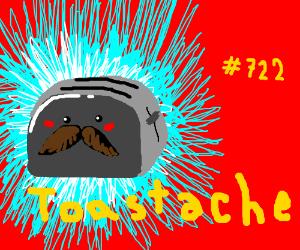New Pokemon announced: Toastache!