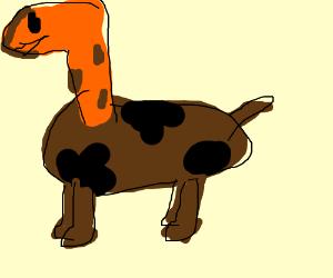 cow girrafe