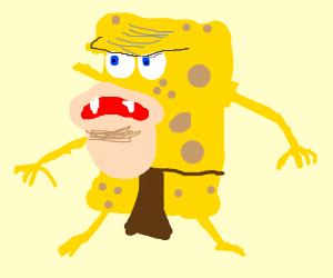 SpongeGar meme