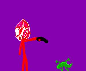 Ruby destroys Lizard