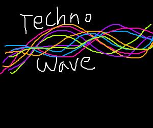 Techo wave