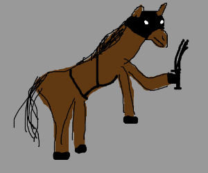 Bad Horse: The Thoroughbred of Sin