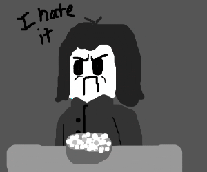 Snape strongly dislikes his oatmeal