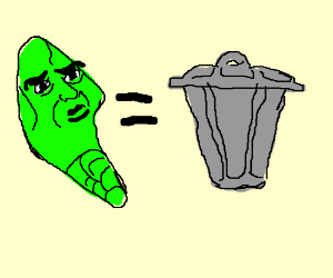 Metapod is trash