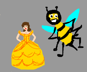 Beauty And The Bee Movie