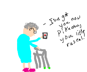 How to be a hip and cool grandma