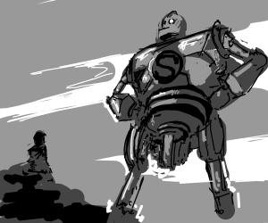 Iron Giant is Superman