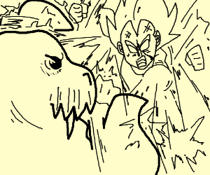 super sayan walrus is not even his final form!