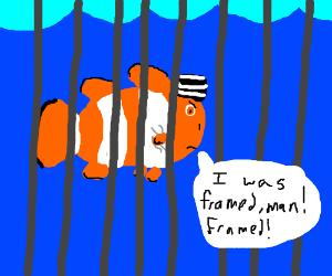Finding Nemo in jail...