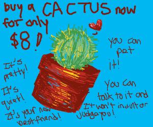 Cactus ad