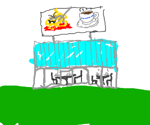 Creepypasta Coffee House