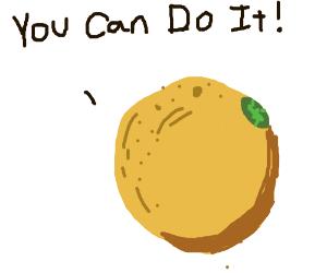 motivational fruit