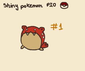 Spheal, The First Shiny Pokemon (PIO)