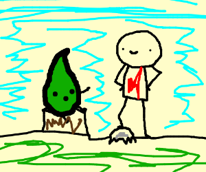 Leaf/cell finally finds long lost man-brother