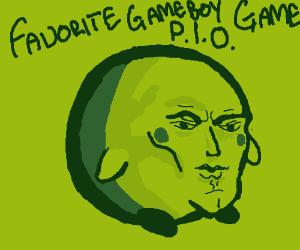 Favorite GameBoy game, PIO (mine's PKMN Red)