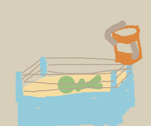 elbow drop soup
