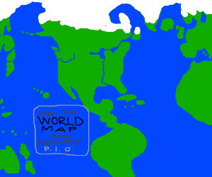 World map from memory pio draw the world map from memory pio gumiabroncs Images