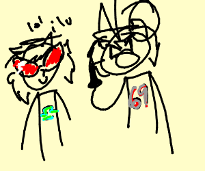 Homestuck charachter loves Karkat