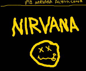 nirvana album art