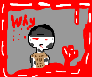 """""""this is a bloody portrait m8"""""""