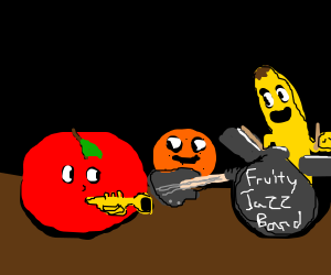 Fruity Jazz band