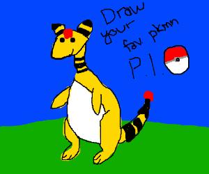 Fav Pokemon p.i.o.