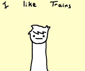 I like trains (asdf movie)